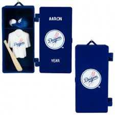 los angeles dodgers ornaments gifts personalized ornaments for you