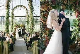 wedding arches ireland fall wedding at ballyfin house honey of a thousand flowers