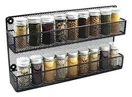 kitchen spice organization ideas spice organizer wall mounted spice rack organizer large kitchen
