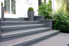 treppen im au enbereich steinteppich treppe aussenbereich mit baumen myelmo de