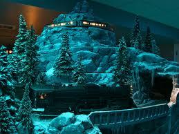 polar express layout traindame station