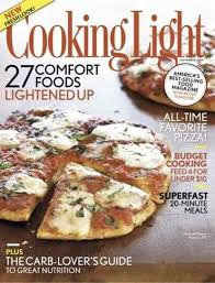 cooking light subscription status cooking light magazine subscription canada