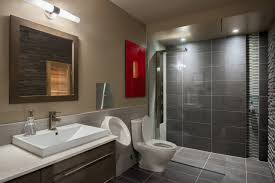 curbless shower with linear drain basement installation archive