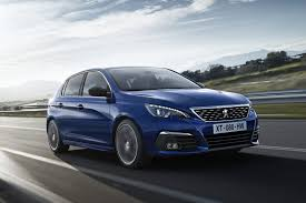 peugeot cars 2017 tech two facelifted peugeot 308 has fleet appeal parkers