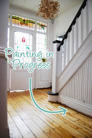Laminate Flooring Skirting Board Trim by Diy Guide To Painting Skirting Boards
