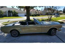 1960s mustangs for sale 1965 ford mustang for sale on classiccars com 231 available