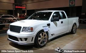 ford saleen truck pickuptruck com naias 2006 saleen sport truck s331