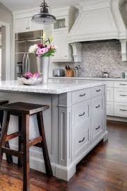 Painted Kitchen Cabinets Colors by 12 Gorgeous And Bright Light Gray Kitchens Light Grey Kitchens