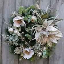 Designer Decorated Christmas Wreaths by 84 Best Wreaths Images On Pinterest Christmas Ideas Winter