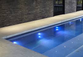 indoor swimming pool with lighting in buckinghamshire guncast