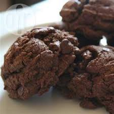 soft double chocolate cookies recipe all recipes uk