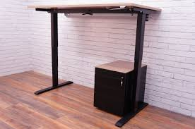 Height Adjustable Desk Electric by Office Resale Hali System 135 Electric Height Adjustable Desk Set