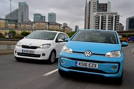 volkswagen up 2016 volkswagen up vs skoda citigo auto express