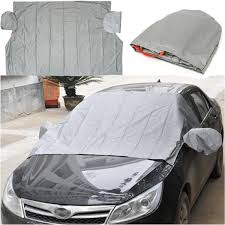 Magnetic Curtains For Car Magnetic Car Windscreen Cover Anti Snow Frost Ice Cotton Window