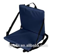adjustable stadium seat cushion backrest floor cushions outdoor