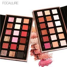 aliexpress buy focallure 18 colors makeup palette eyeshadow