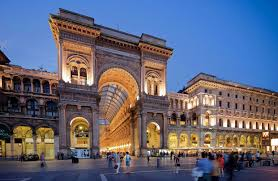 Milan Cathedral Floor Plan by Milan Remakes Galleria As Fashion Destination Wsj