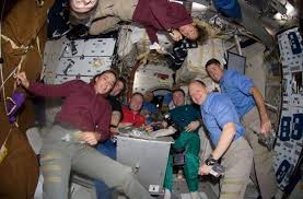 a brief history of celebrating thanksgiving in space d brief