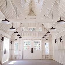 Barn Home Interiors by Amazing Barn Home Interior In All White Great Space Home