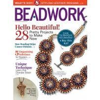 beadwork magazines beading
