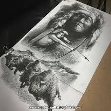 best 25 red indian tattoo ideas on pinterest indian skull