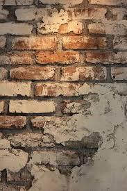 Fake Exposed Brick Wall Faux Brick Wall Family Room Faux Brick Walls Faux Brick And Bricks