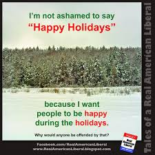 saying happy holidays instead of merry festival collections