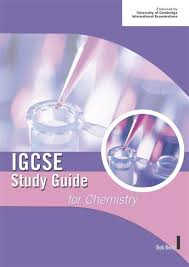 cambridge igcse study guide for chemistry 1st edition buy