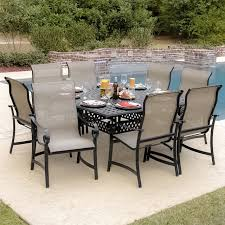8 Piece Patio Dining Set Patio Dining Sets For 8 People And Photos Madlonsbigbear Com