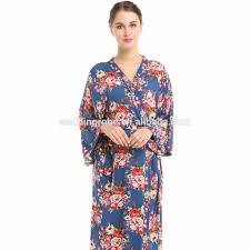 robe de chambre femme coton grossiste robe de chambre pour femme acheter les meilleurs robe de