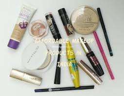 affordable makeup list of affordable makeup products for beginners in india