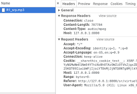 Seeking Not Php Audio Seeking Not Working Stack Overflow