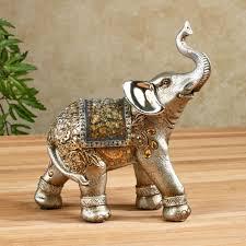 Home Decoration Sale Decorating Blue Rocking Elephant Figurines For Home Decoration Ideas