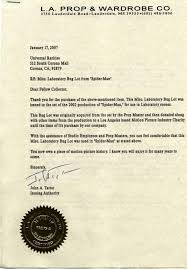 sample notarized letters