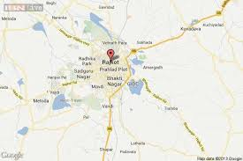 map of rajkot 10 day in rajkot gets a pan card news18