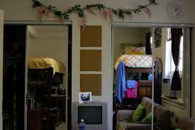 decor u0026 tips amazing dorm decor with bunkbed and sofa also