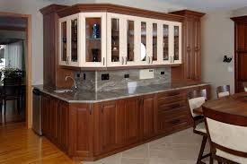kitchen room design custom of brown maple large tall kitchen