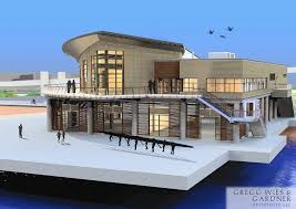 canal dock boathouse expected to revitalize the waterfront