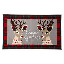 christmas rugs floor coverings kitchen u0026 dining for the home