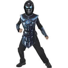 Robot Halloween Costume Robot Ninja Child Halloween Costume Walmart