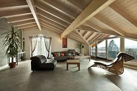 arredo mansarda moderno arredare mansarde in legno costruire una casa la mansarda