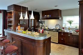 bistrot et cuisine un style 100 bistrot pour un espace cuisine créé de toute pièce