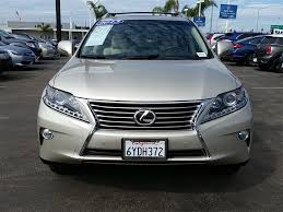 lexus san diego new car inventory 2013 used lexus rx 350 fwd 4dr at bmw north scottsdale serving