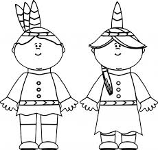 indian boy coloring page aecost net aecost net