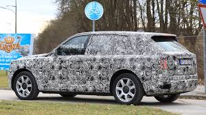 roll royce cullinan rolls royce says suv u0027s cullinan name is just a u0027working title u0027
