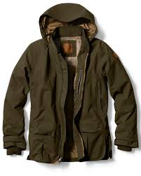 waterproof shooting jacket if you spend a lot of time at an