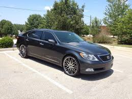 lexus ls 460 wheel size ls 460 600 wheel u0026 tire information details thread page 2