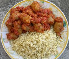 comment cuisiner des saucisses de toulouse recette de rougail de saucisse la recette facile