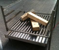 Metal Firepits Stainless Steel Barbeque Grills Pits Uk Made