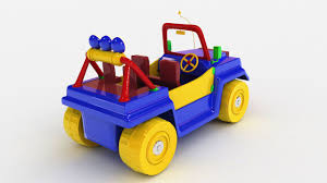 toy jeep car 3d toy jeep car zoetrope
